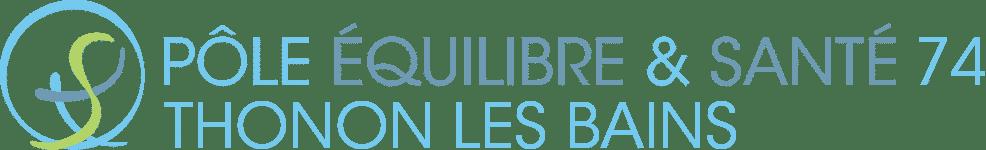 Pôle Equilibre&Santé de Thonon-les-Bains Logo